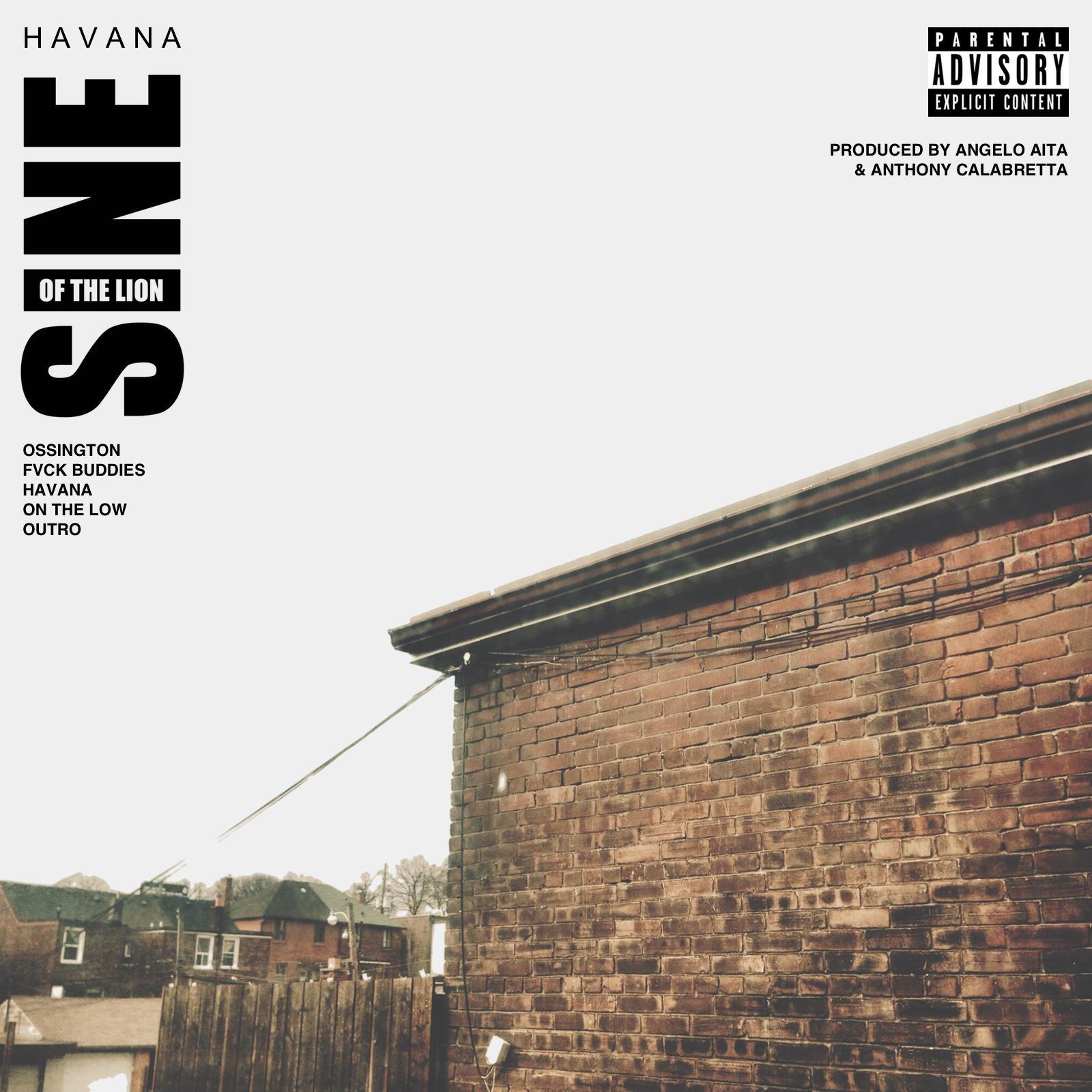 Sine of the Lion - Havana [EP] (2015)