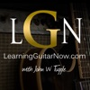 Learning Guitar Now: Learn blues guitar and slide guitar with these easy to follow guitar lessons from John W. Tuggle.
