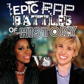 Oprah vs Ellen - Single cover art
