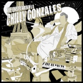The Unspeakable Chilly Gonzales cover art