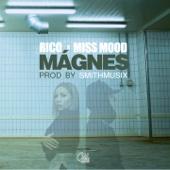 Rico & Miss Mood - Mágnes artwork