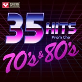 35 Hits from the 70's & 80's (Unmixed Workout Music Ideal for Gym, Jogging, Running, Cycling, Cardio and Fitness) - Power Music Workout