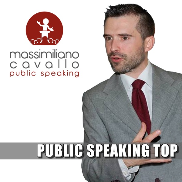 Massimiliano Cavallo Public Speaking Top