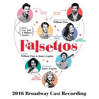 Falsettos (2016 Broadway Cast Recording) – William Finn