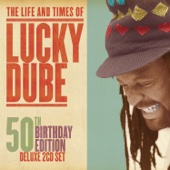 Lucky Dube - Different Colours artwork