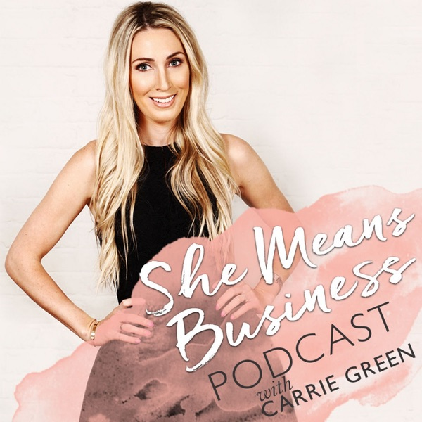 Stats For She Means Business With Carrie Green Author Of