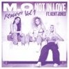 Not In Love feat Kent Jones Remixes Vol 1 Single