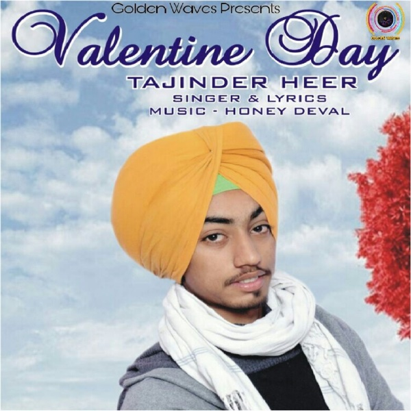Valentine Day - Single | Tajinder Heer
