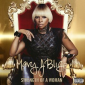 Strength of a Woman - Mary J. Blige Cover Art