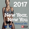 New Year, New You Workout Mix 2017 (60 Min Non-Stop Workout Mix 130 BPM) ジャケット写真