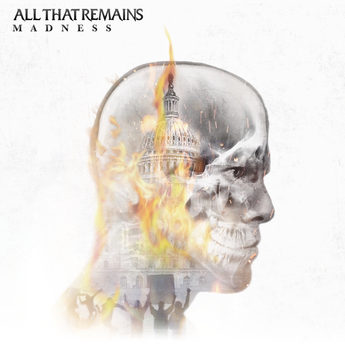 All That Remains - Louder [single] (2017)