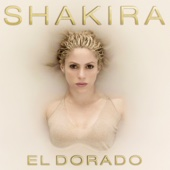 Shakira - El Dorado illustration