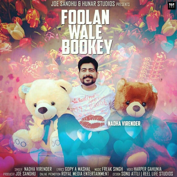 Foolan Wala Bookey - Single | Nadha Virender
