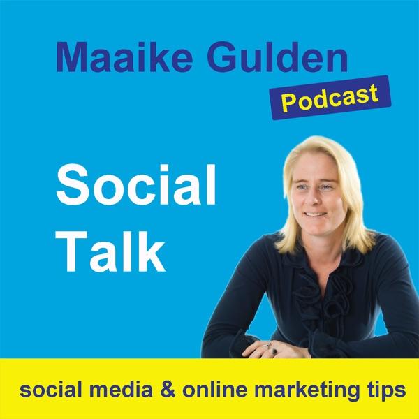 Social Talk - Maaike Gulden Podcast