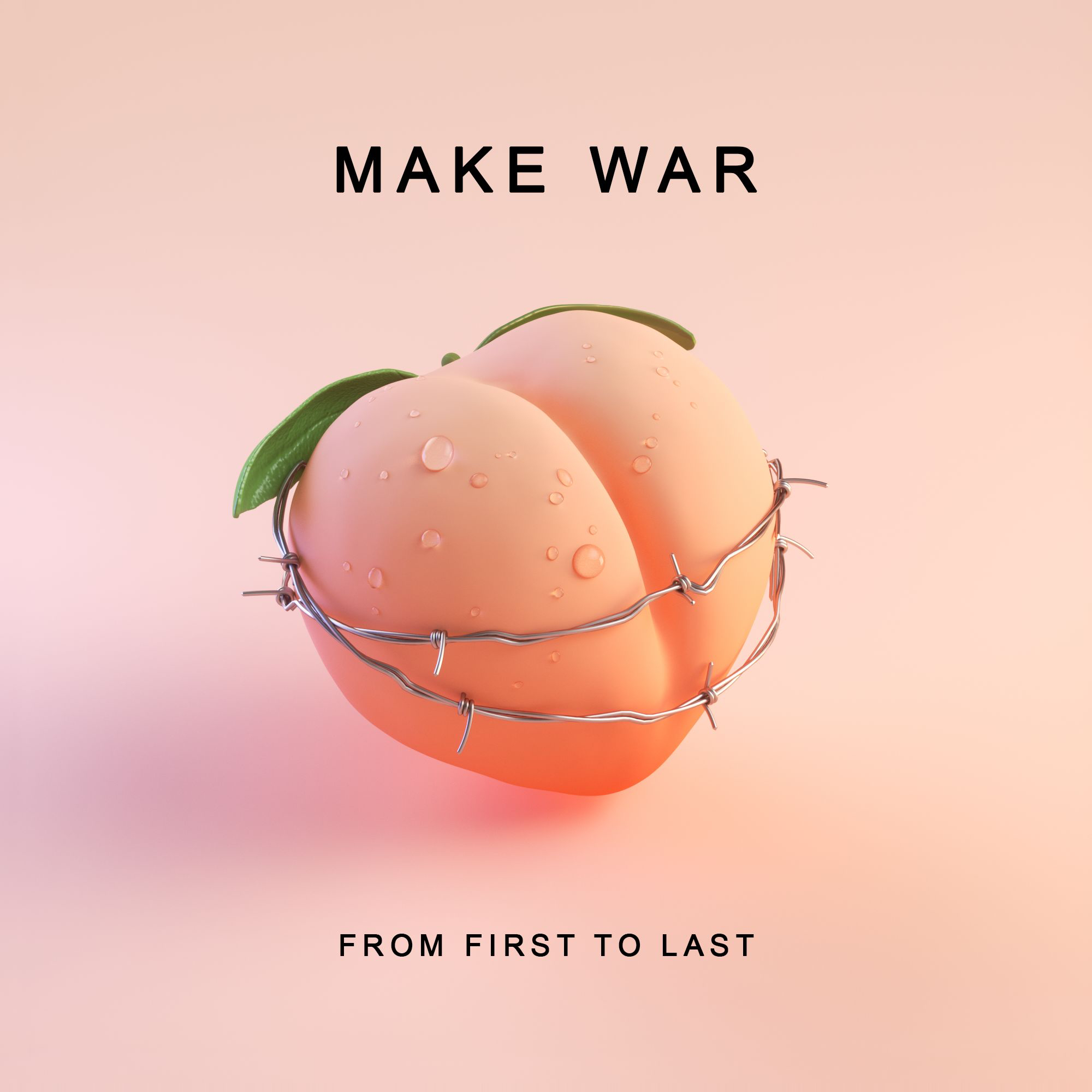 From First to Last - Make War [single] (2017)