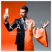 Francesco Gabbani - Occidentali's Karma artwork