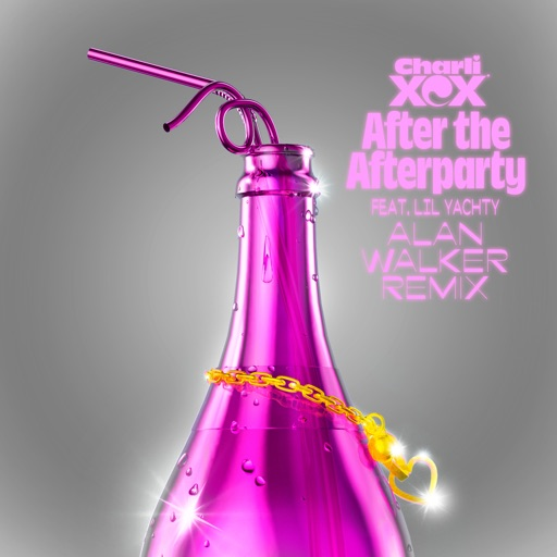 Charli XCX - After the Afterparty (feat. Lil Yachty) [Alan Walker Remix]