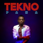 Tekno - Pana artwork