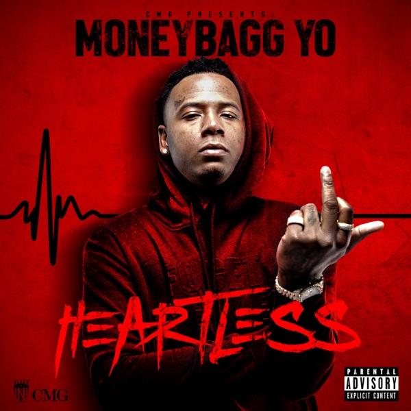 Heartless Moneybagg Yo CD cover
