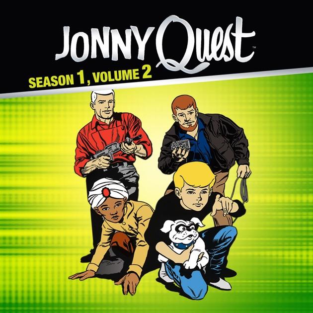 Jonny Quest, Season 1, Vol. 2 On ITunes