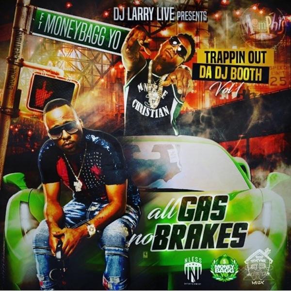 All Gas No Brakes Moneybagg Yo CD cover