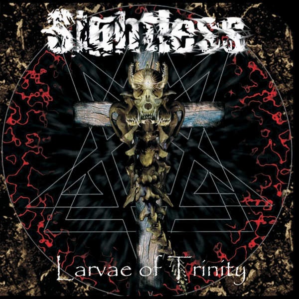 Larvae of Trinity | Sightless