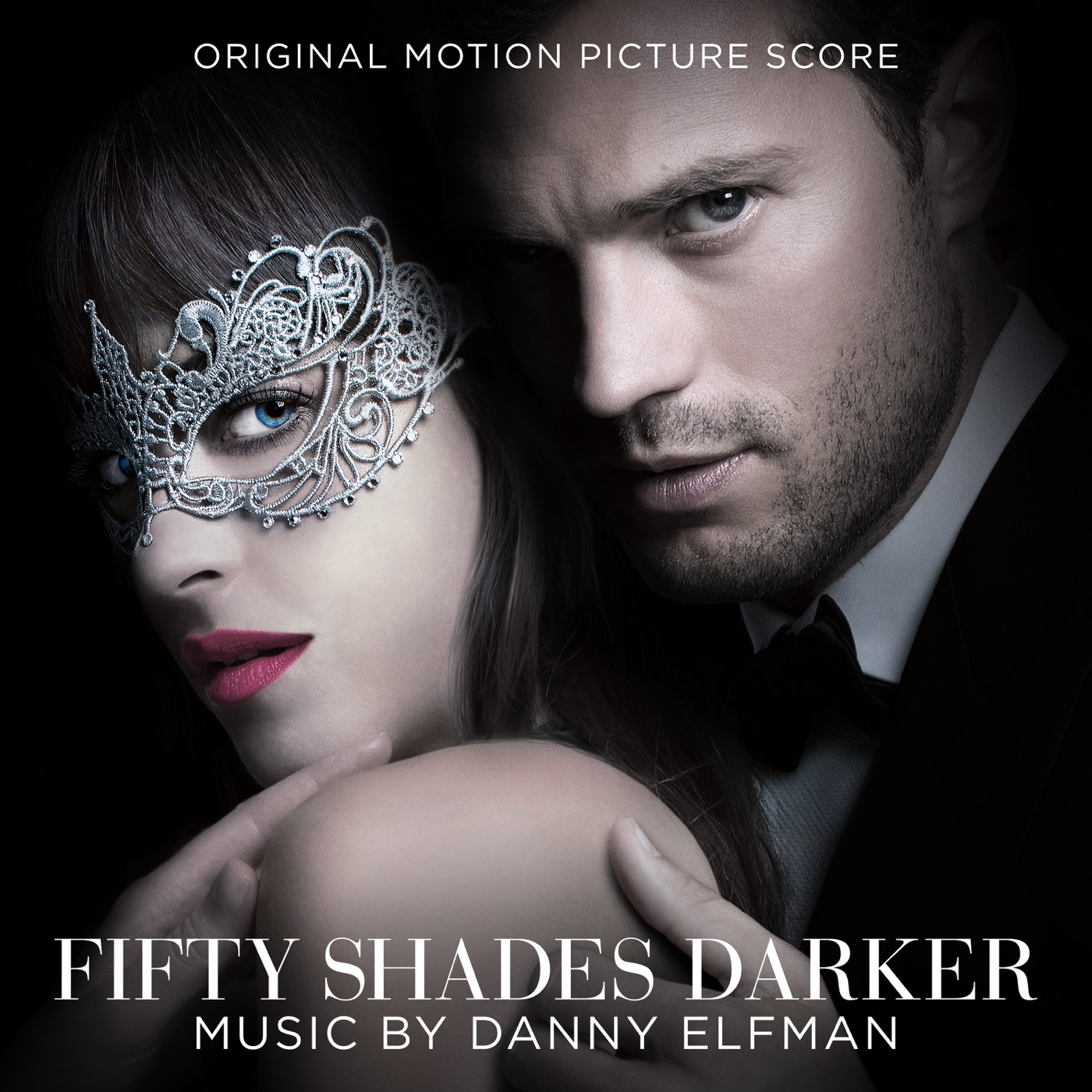 丹尼·葉夫曼 - Fifty Shades Darker (Original Motion Picture Score)