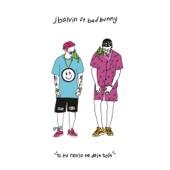 J Balvin - Si Tu Novio Te Deja Sola (feat. Bad Bunny) ilustración