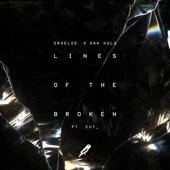 Lines of the Broken (feat. CUT_) - Droeloe & San Holo Cover Art