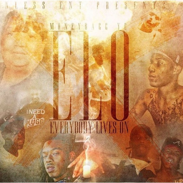 ELO Everybody Lives On Moneybagg Yo CD cover
