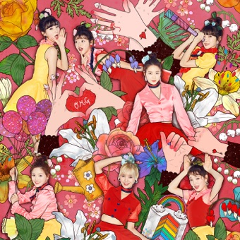 Coloring Book – EP – OH MY GIRL