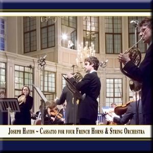 Mainzer Kammerorchester - Haydn: Divertimento (Cassation) No. 10 for 4 Horns & Strings in D Major, Hob. II:D22 - EP