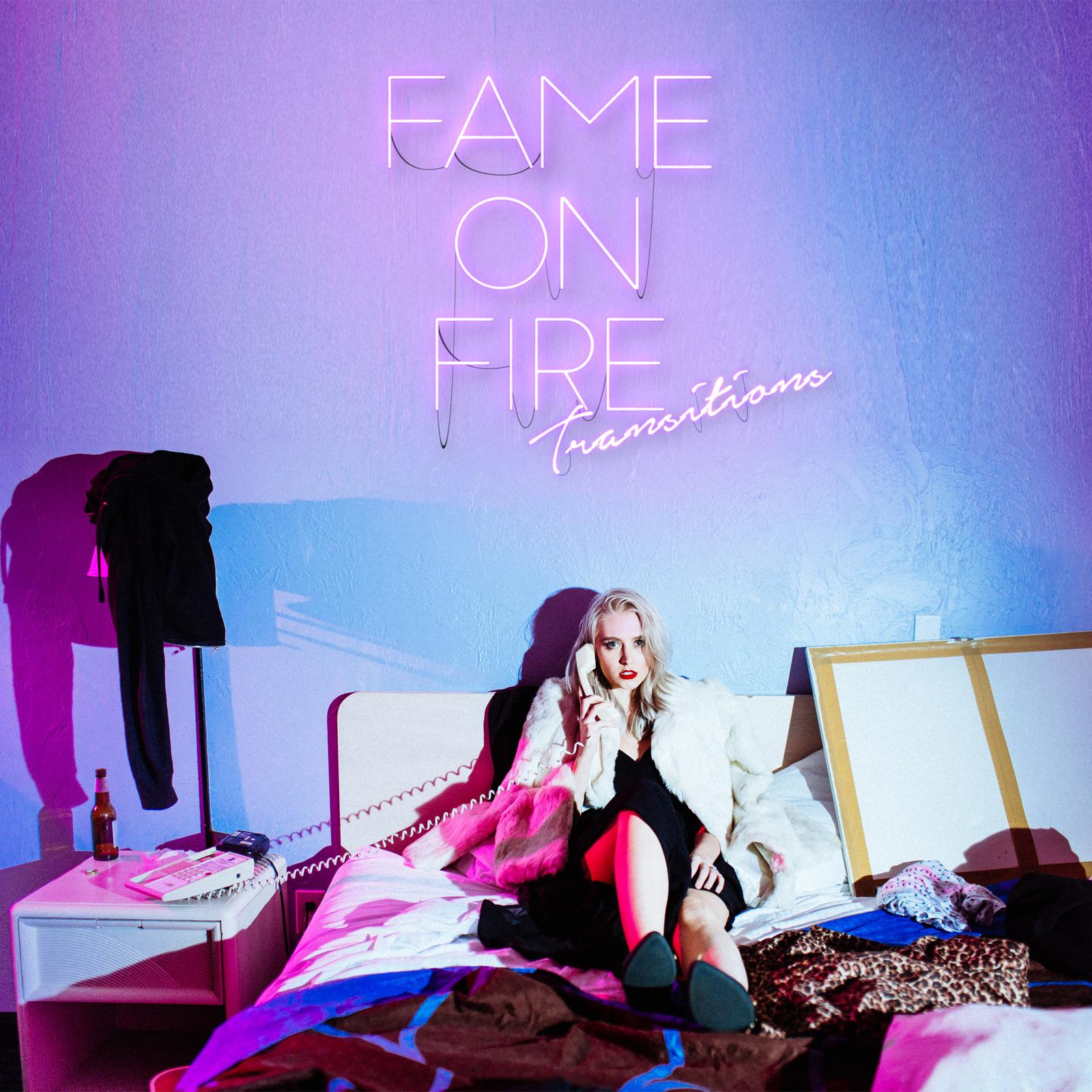 Fame on Fire - Transitions [EP] (2017)