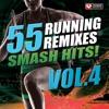 55 Smash Hits! - Running Remixes, Vol. 4, Power Music Workout