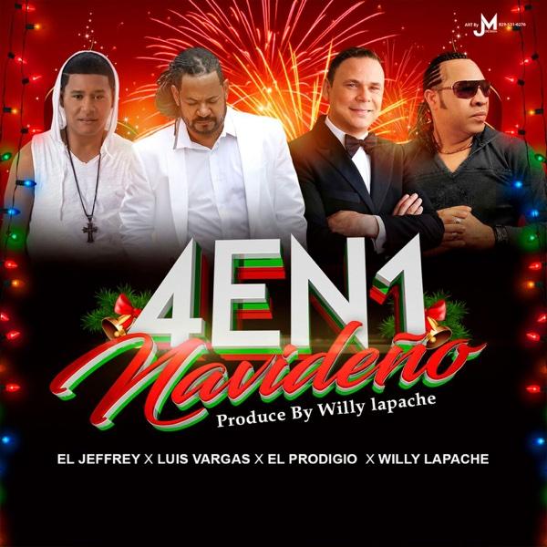 4en1 Navideño - Single | El Jeffrey