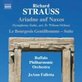 R. Strauss: Le bourgeois gentilhomme Suite & Ariadne auf Naxos, Symphony-suite