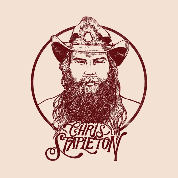 From A Room Volume 1 Chris Stapleton CD cover