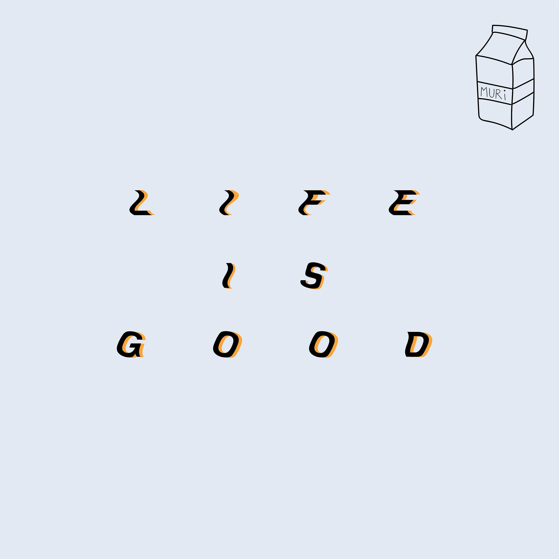 Bilmuri - lifeisgood [single] (2019)