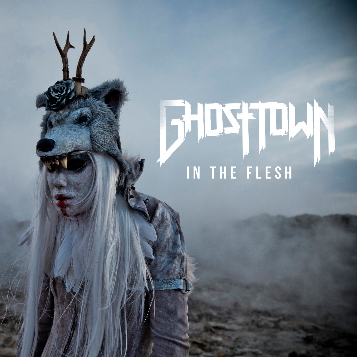 Ghost Town - In the Flesh [EP] (2018)