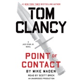 Mike Maden - Tom Clancy Point of Contact: Jack Ryan Jr., Book 4 (Unabridged)  artwork