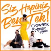 Catwork - Siz Hepiniz Ben Tek (feat. Aynur Aydın) artwork