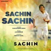 "Sachin Sachin (From ""Sachin - A Billion Dreams"") [feat. Kaly]"