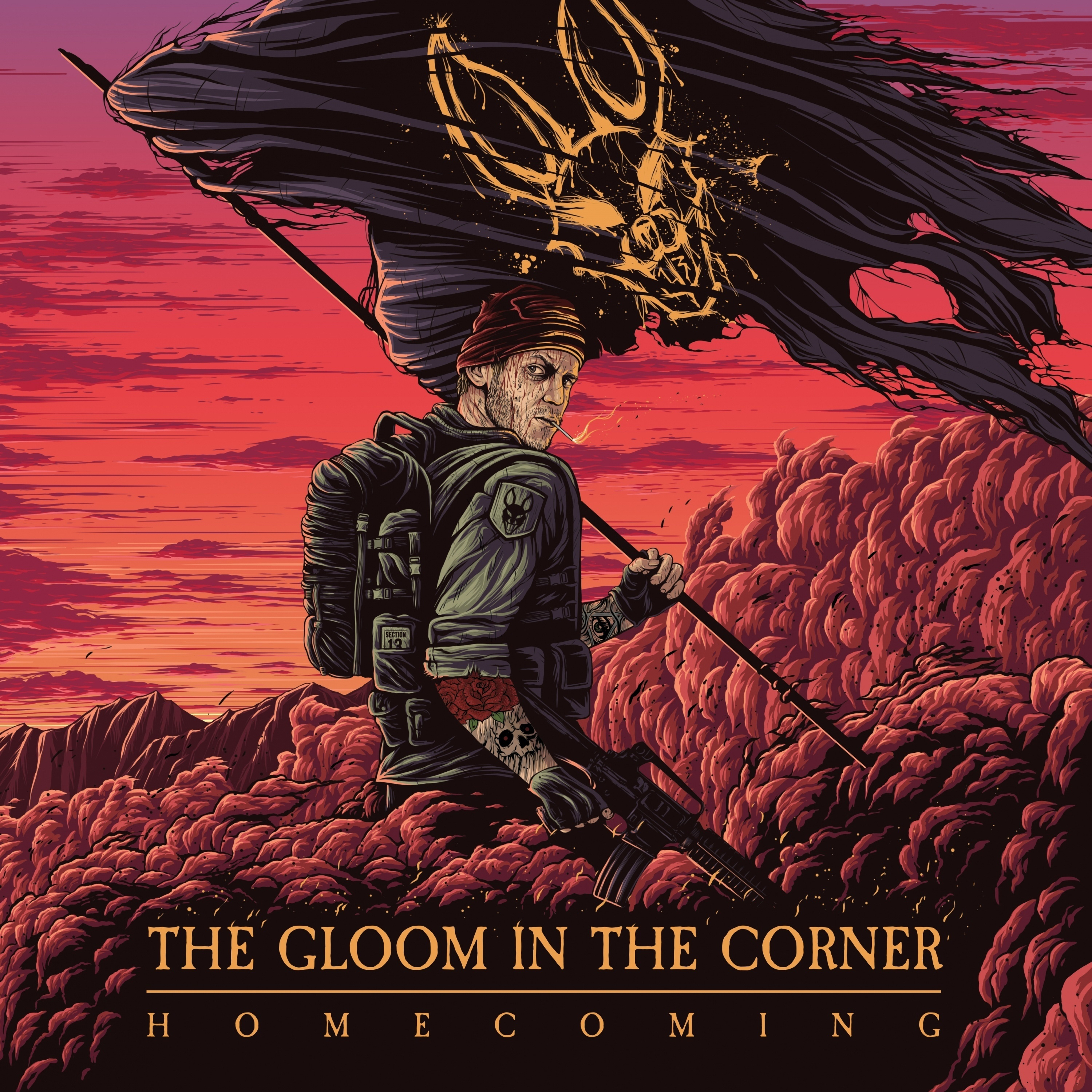 The Gloom In The Corner - Homecoming [EP] (2017)