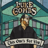 Hurricane - Luke Combs Cover Art