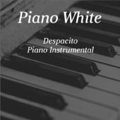 Piano White - Despacito (Piano Instrumental) ilustración