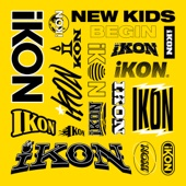 NEW KIDS: BEGIN - EP - iKON Cover Art