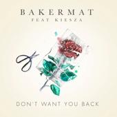 Don't Want You Back (feat. Kiesza) - Bakermat