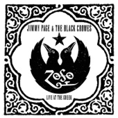 Live at the Greek - Jimmy Page & The Black Crowes
