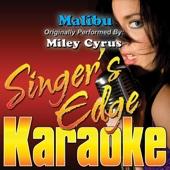 Malibu (Originally Performed By Miley Cyrus) [Instrumental]
