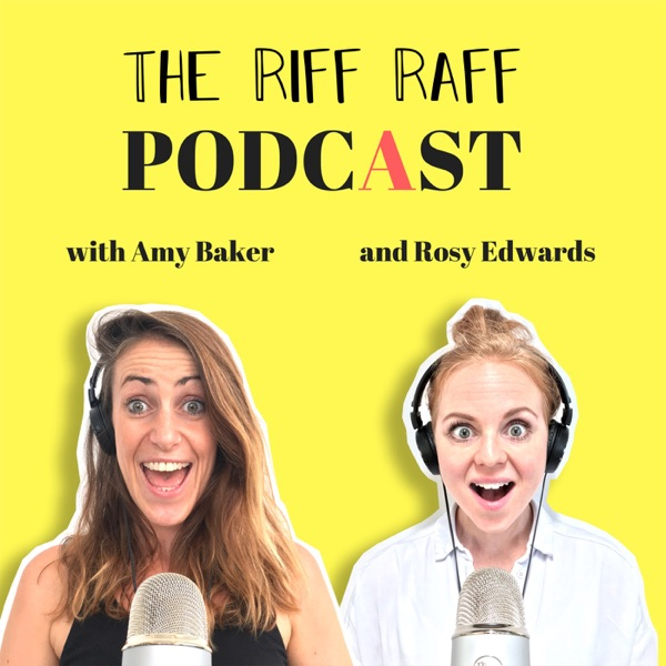 The Riff Raff Podcast: Writers community | Debut authors | Getting published